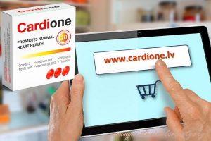 Kur nopirkt Cardione